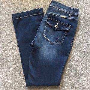 NWOT INC boot leg jeans